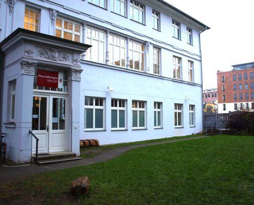 Praxis Physiotherapie Leipzig - Sylke Lüth